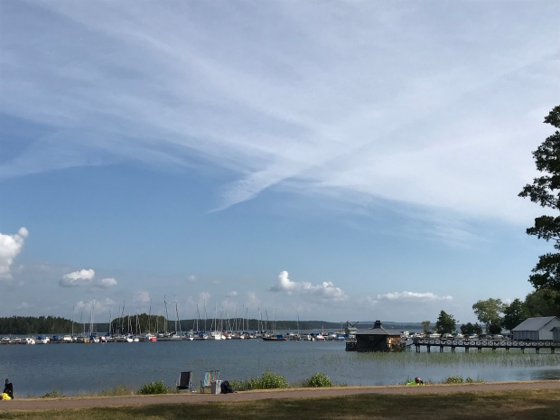 Lake Vattern in the Sunshine